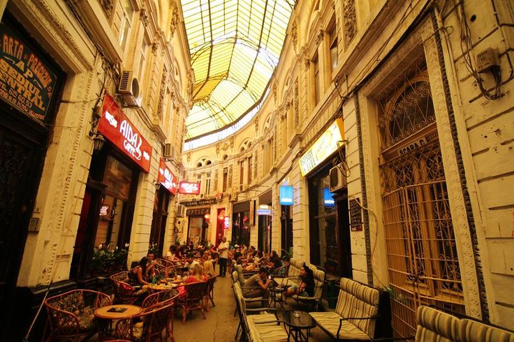 The Macca-Vilacrosse Passage from Bucharest