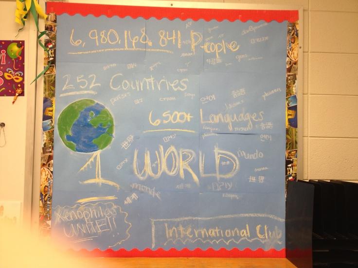 Foreign Language Classroom Decoration Ideas ~ Best cognates spanish english images on pinterest
