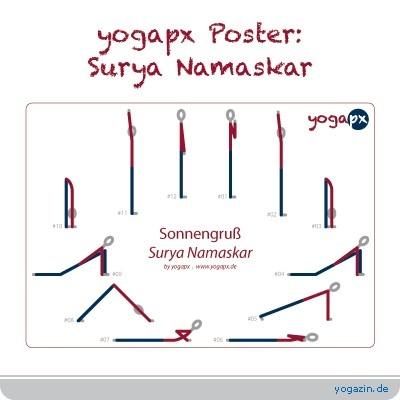 yogapx poster u00 surya namaskar gratis download des