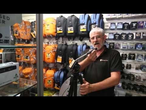 $138.80 SALE PRICE Velbon VIDEOMATE 638 Tripod | Cameras Direct Australia