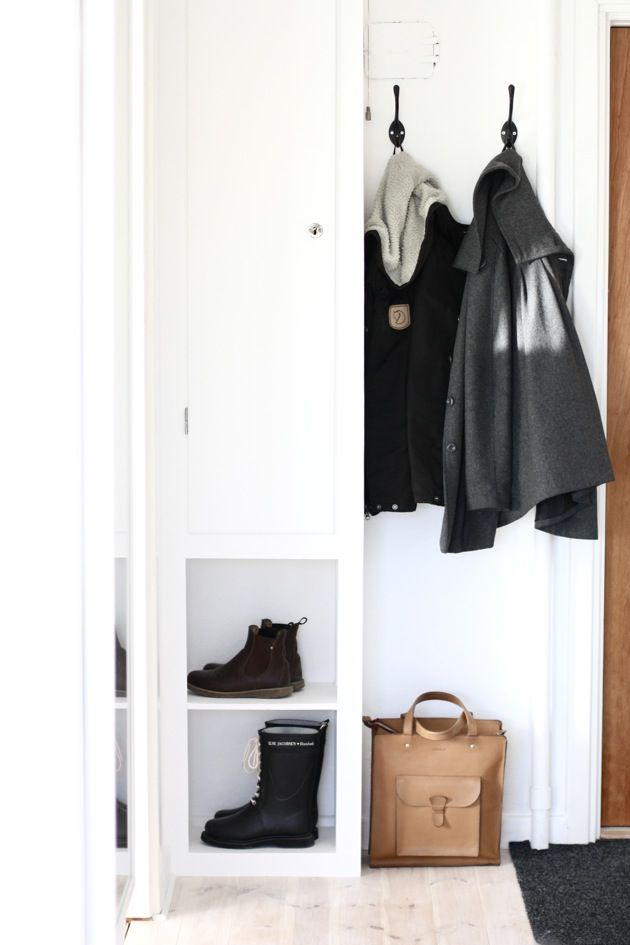 storage solution for small space find this pin and more on entryway