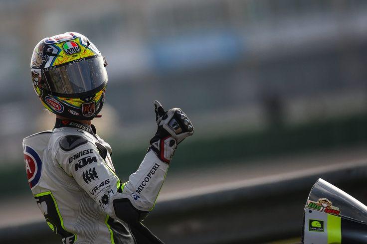 Nicolò Bulega CEV Moto3 Champion 2015