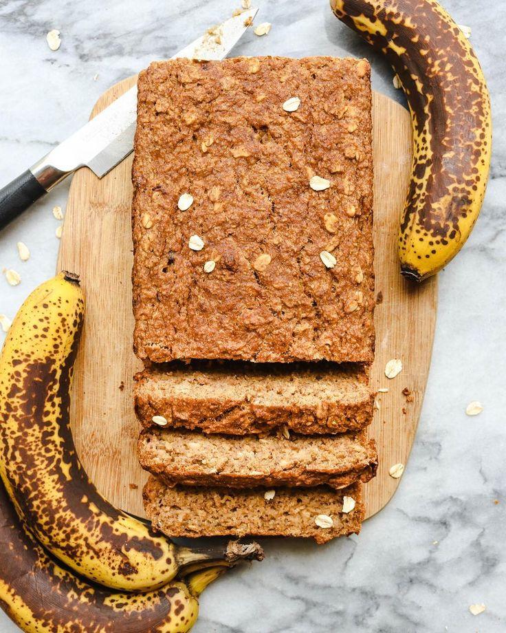 Fluffy Vegan Banana Bread Recipe Vegan banana bread