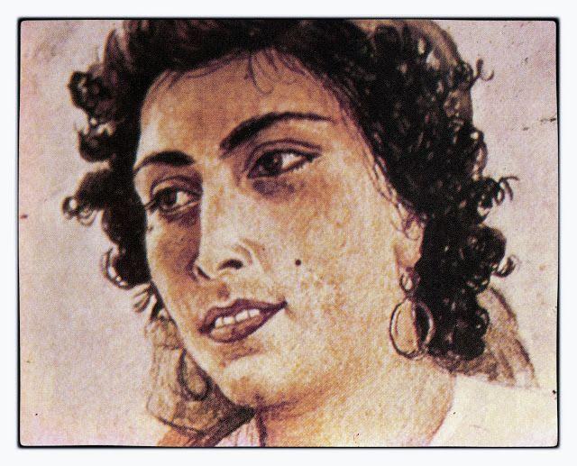 Προσωπογραφία της Μαρίας Κόντογλου