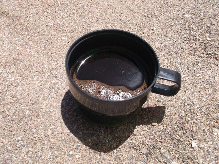 Micul Golf  cafea la nisip