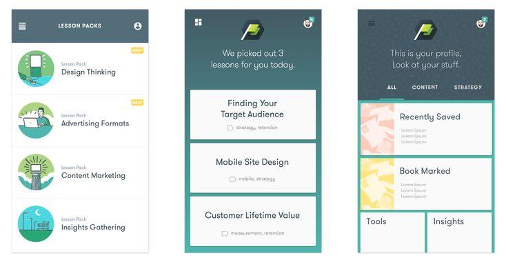 Making Learning Easier by Design — Google Design — Medium