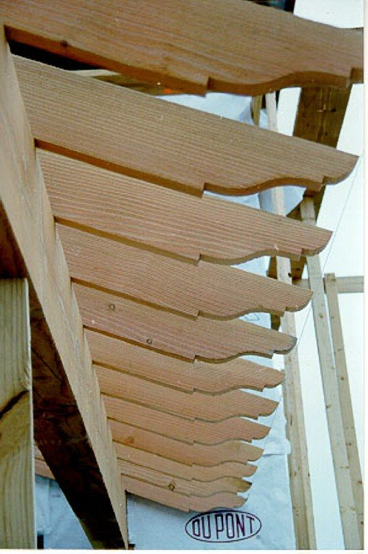 37 Best Images About House Rafter Tail Corbels And