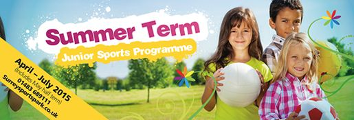 Junior Holiday Camps, Parties and School Sport - Surrey Sports Park - Guildford