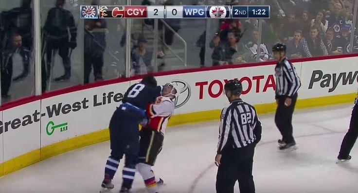 Sangrienta pelea en pleno partido de Hockey  #noti #dia #NellaBisuTej