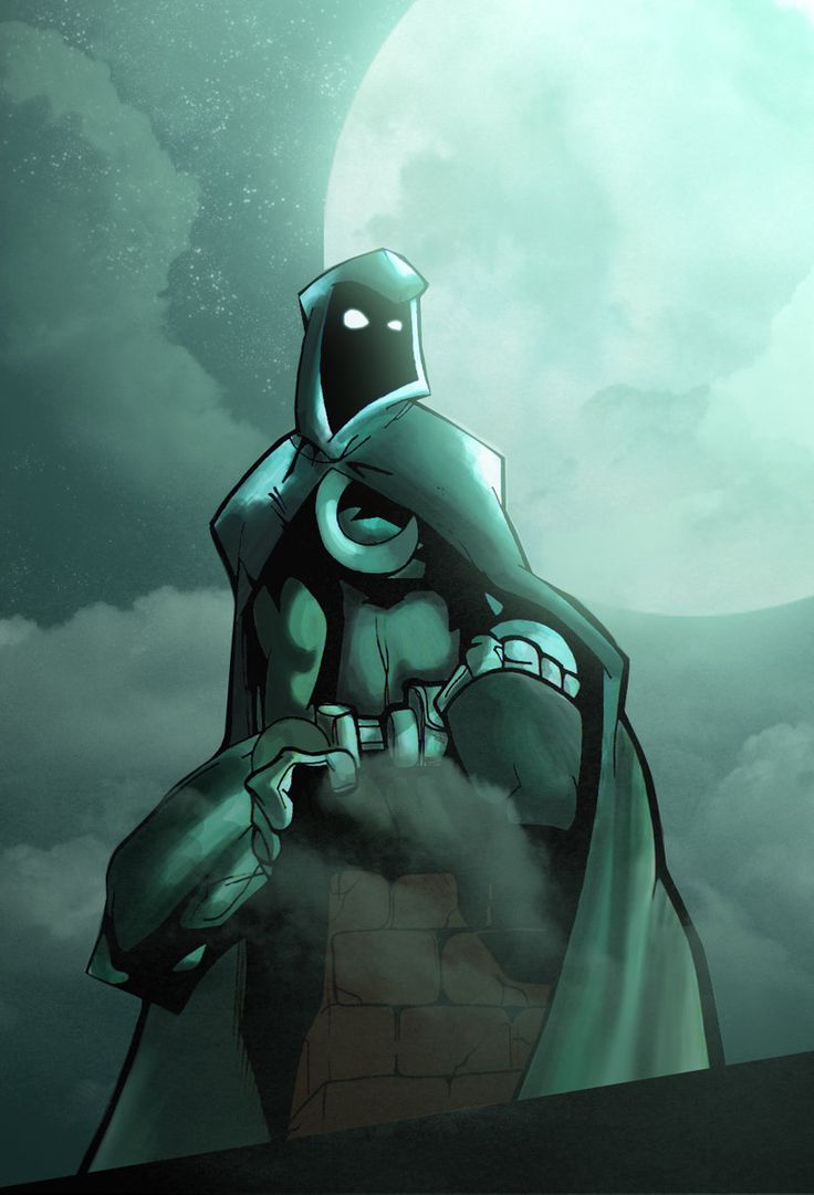 moon knight - photo #40
