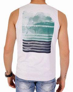 Camiseta Regata Rikwil Gelo 13051599 - #regatamasculina #modamasculina #surf #surfwear #compramais #fretegratis #promocao #modaparahomem http://www.compramais.com.br/masculino/regatas-masculinas/camiseta-regata-rikwil-gelo-13051599/