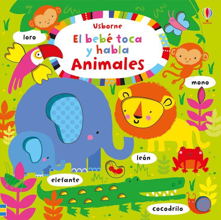 A los bebés les encantará observar las imágenes a todo color y repletas de texturas en este precioso libro, además de reseguir con sus deditos los caminos marcados en las páginas.  #niños #paraniños #librosparaniños #lecturainfantil #literaturainfantil #bebé #bebés #parabebés #peque #libros #animales #toca #habla