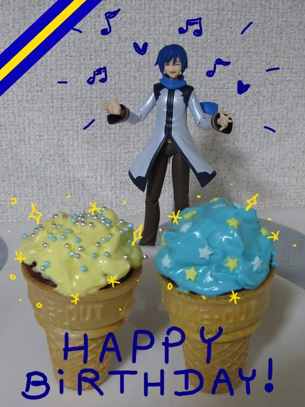 KAITO10周年おめでとう!! KAITO Happy 10 th anniversary!!