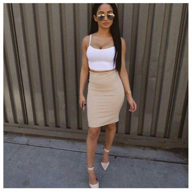 Fashion Women Cute Skirt