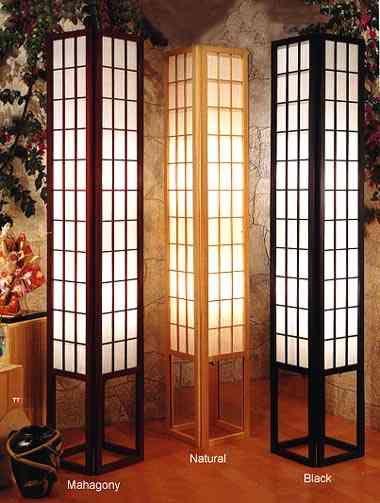 Asian Floor Lamps: Asian Floor Lamps,Lighting