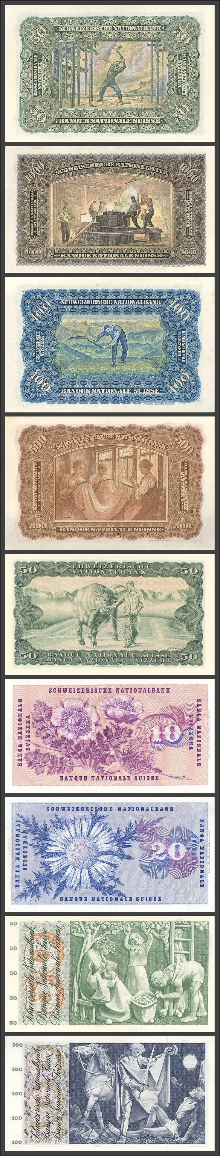 84 best switzerland images on pinterest banknote switzerland and swiss bank notes so beautiful fandeluxe Gallery