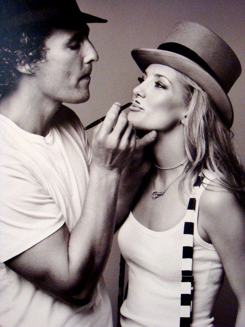 Matthew McConaughey & Kate Hudson - what a comedic pair!