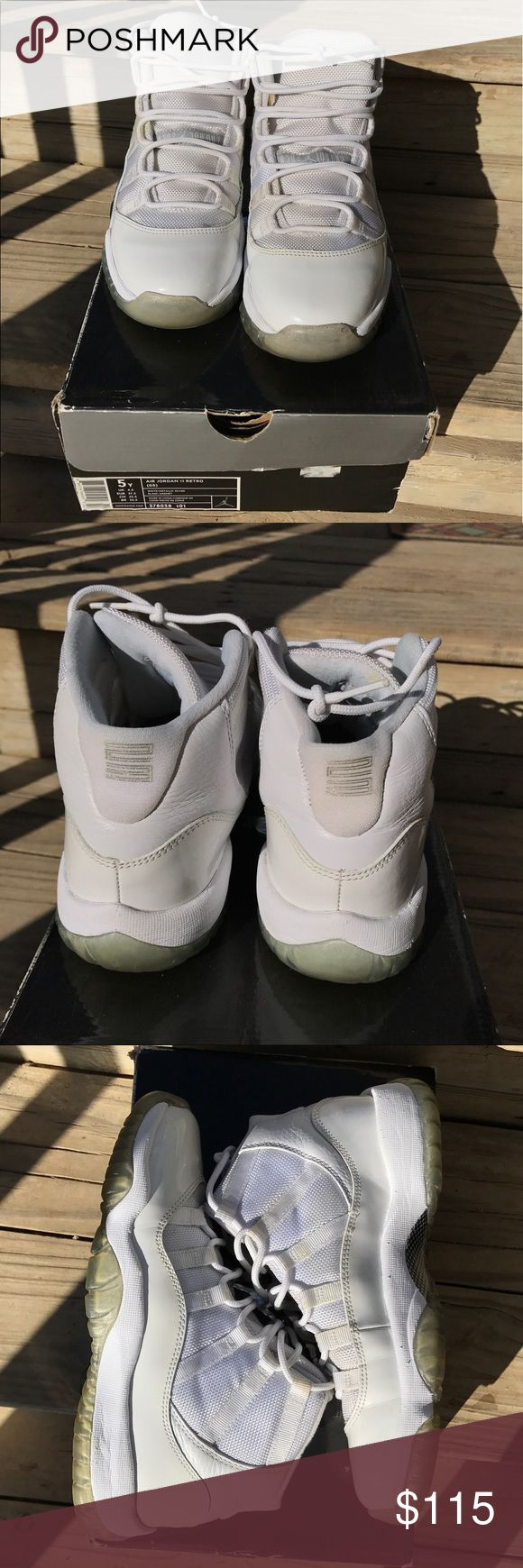 Anniversary 11s Comes with og box Jordan Shoes Sneakers