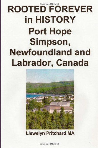 The Port Hope Simpson Diaries 1969 - 70 Vol. 2 Newfoundland and Labrador, Canada (Italian Edition)