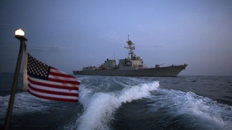 """US 'global strike' concept is a direct military threat – Russia's new naval doctrine https://tmbw.news/us-global-strike-concept-is-a-direct-military-threat-russias-new-naval-doctrine  The quest for global domination in the world's oceans as well as the global strike concept by the US and its allies puts international stability at risk and poses a direct military threat to Russia, Moscow's new naval doctrine says.One of the main challenges faced by Russia is the """"strive of a number of states…"""