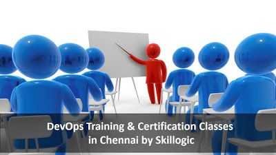 Check out the training dates for classroom and online training classes on DevOps Foundation course in Chennai by Skillogic Knowledge Solution and enroll for it.
