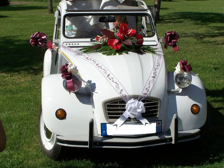 2cv charleston mariage