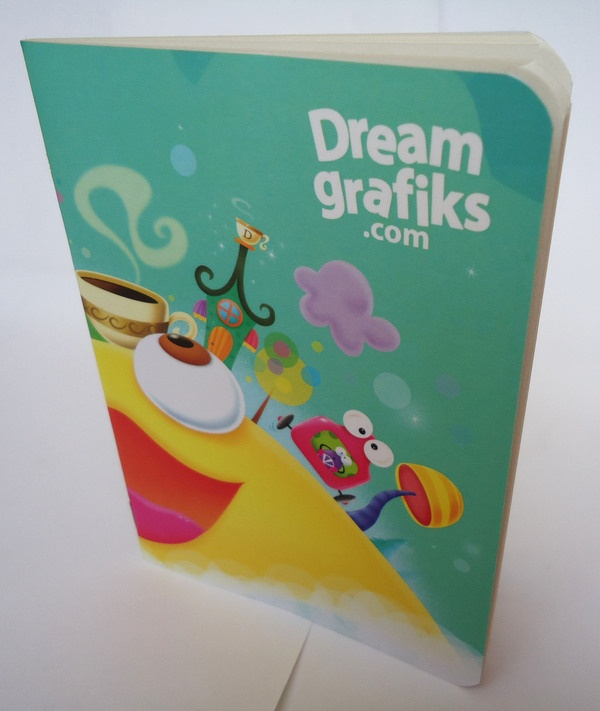 DREAMGRAFIKS by Johny Caputti, via Behance