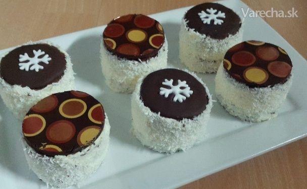 Snehové loptičky (fotorecept)