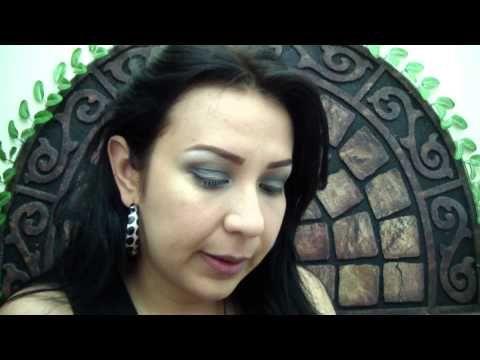 Maquillaje Ahumado para la Noche - Colaboración