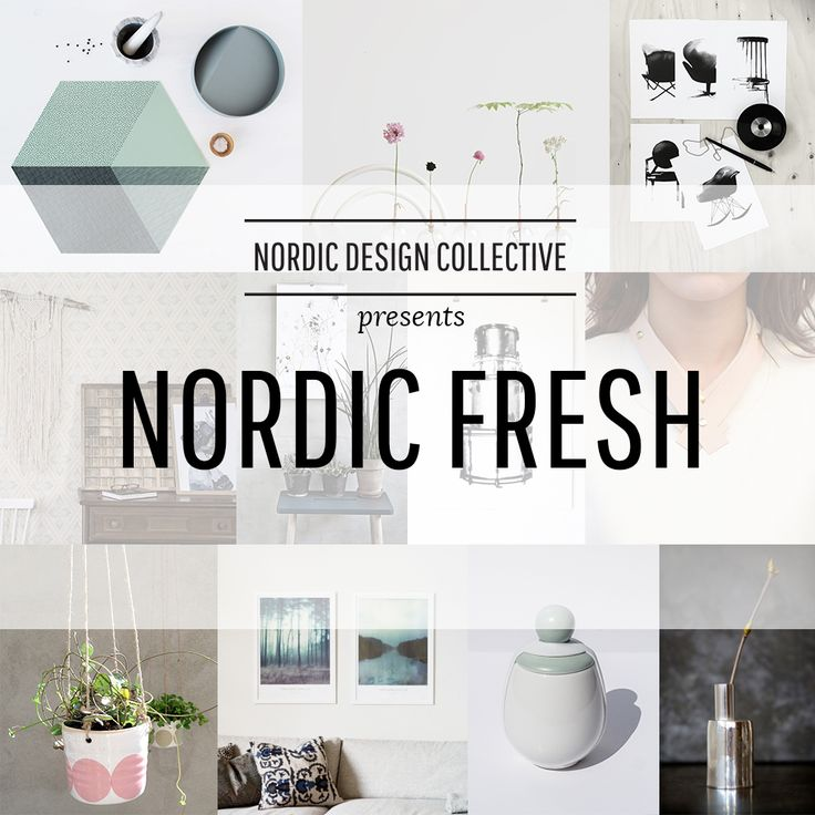 22-25 September, we are going to London to exhibit at Tent / London Design Festival. 11 designers are selected to participate in our exhibition Nordic Fresh. The exhibition takes its influences from strong Nordic values, like authenticity, simplicity and nature. See full list of designers on our blog.