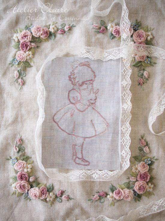 Beautiful Embroidery ~