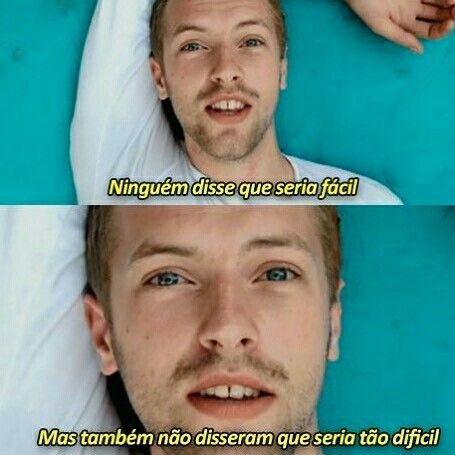 Trechos de músicas / Coldplay