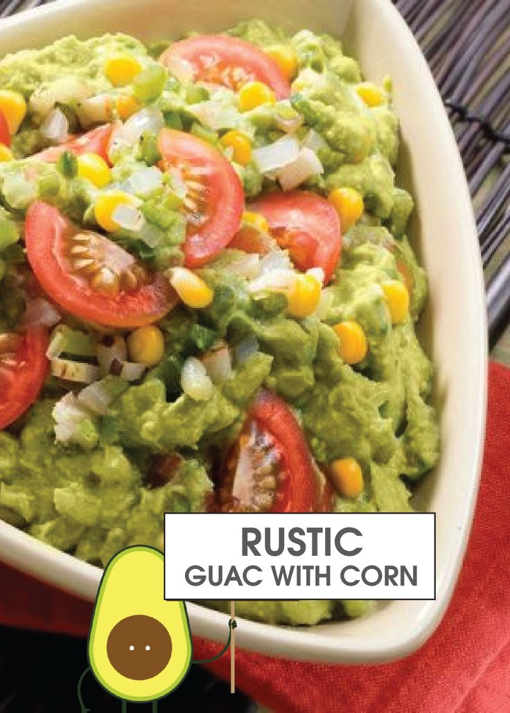 ... on Pinterest | Guacamole, Italian dressing mix and Apple cider vinegar