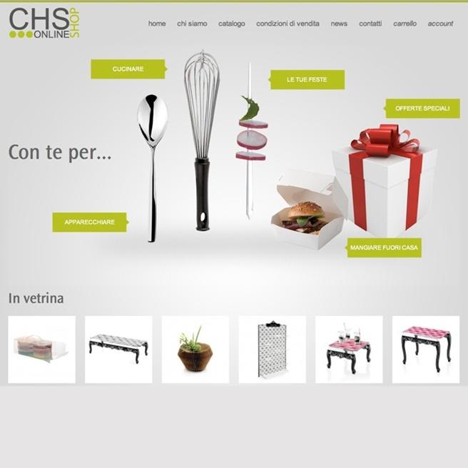 www.chsonline.it shop!