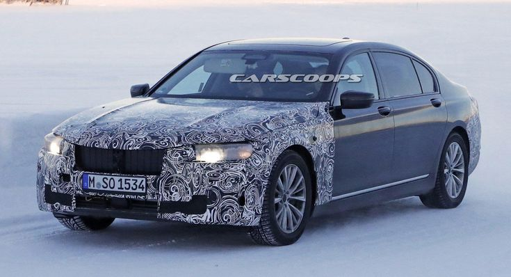2019 BMW 7-Series Caught Getting Ready To Tackle The All-New A8 #news #BMW