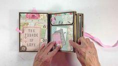 Kaisercraft Needle & Threads Envelope Mini Album