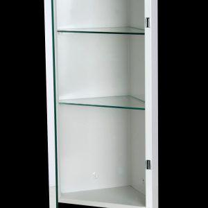 Full Length Mirrored Bathroom Cabinet