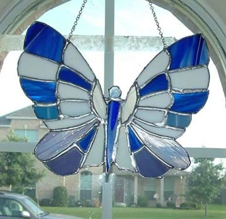 Butterfly Stained Glass Patterns « Design Patterns