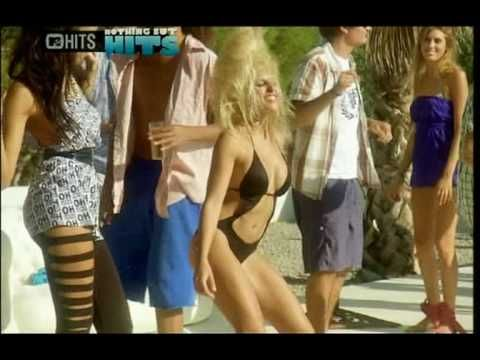 David Guetta ft Akon Sexy Bitch HQ.  In the nightclub in Aspen.  Fifty Shades Freed