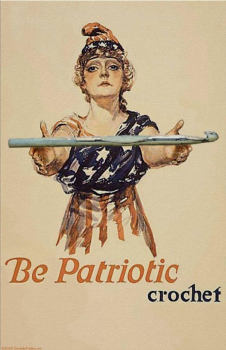 War time poster.