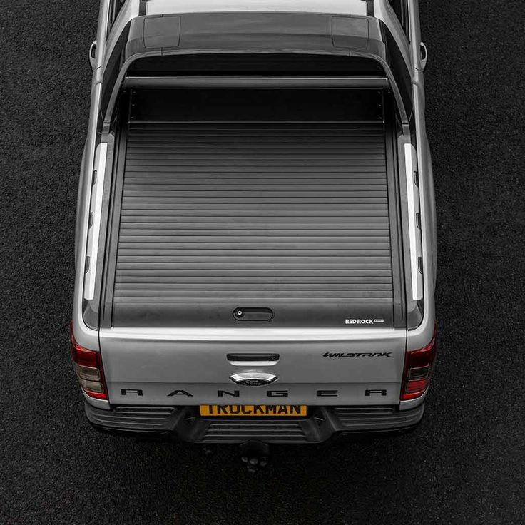 Red Rock Roller Tonneau Cover that fits Ford Ranger