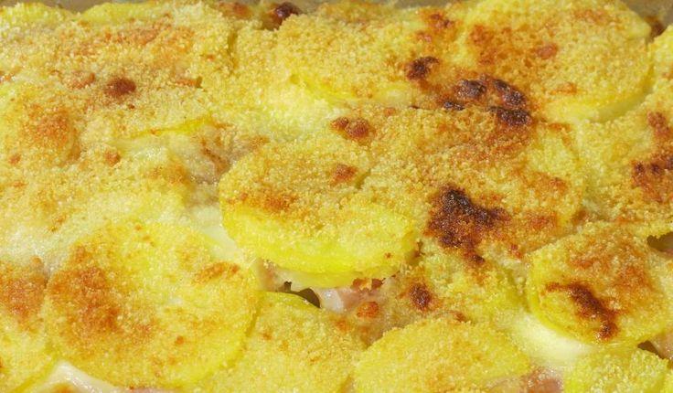 Parmigiana di patate immagine pagina