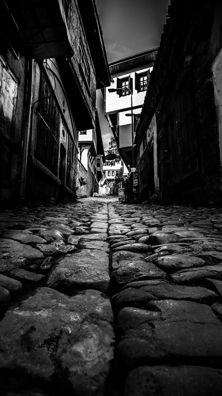Through the Village - Safranbolu, Turkey