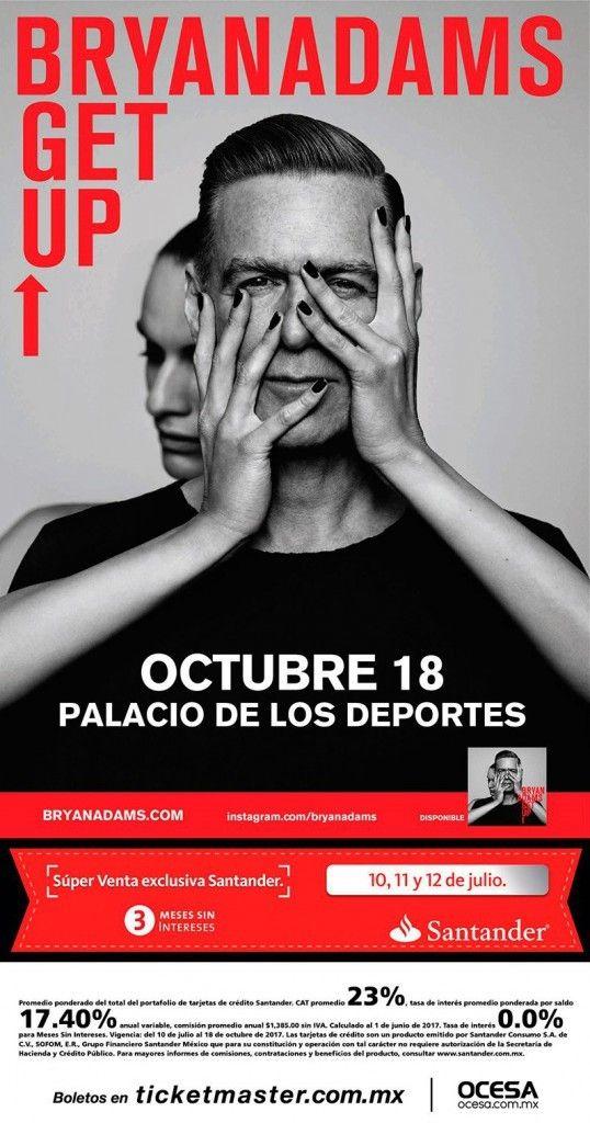 BRYAN ADAMS EN PALACIO DE LOS DEPORTES[[MORE]]... |
