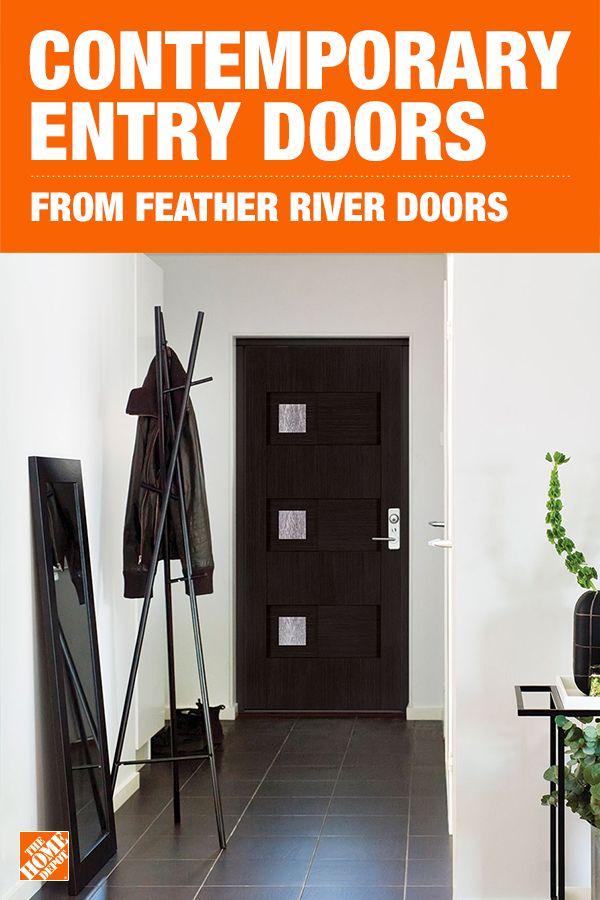 Make A Bold First Impression By Choosing A Modern Exterior Door