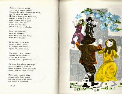 """""""Menino, venha ao arraial..."""" O Livro da Marianinha, (1ª edição, 1967)"""