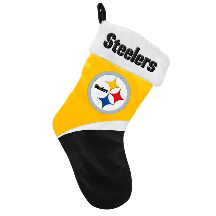 Forever Collectibles Pittsburgh Steelers NFL 2016 Basic Stocking