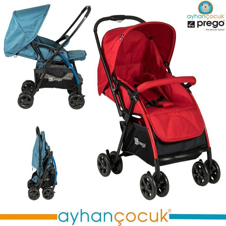 Prego Innova Alüminyum Çift Yönlü Bebek Arabası - Ayhan Çocuk   Anne ve Bebek Ürünleri Mağazası - Kampanyalar
