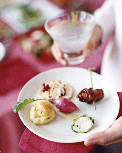 ... Bacon Wrapped Dates, Martha Stewart, Appetizers, Date Recipes, Hors D