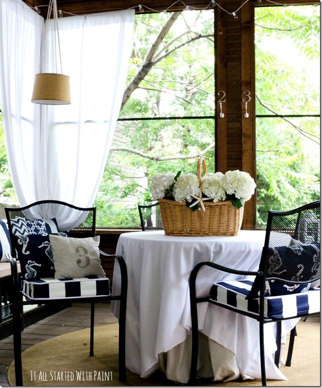 navy-white-outdoor-screen-porch 2